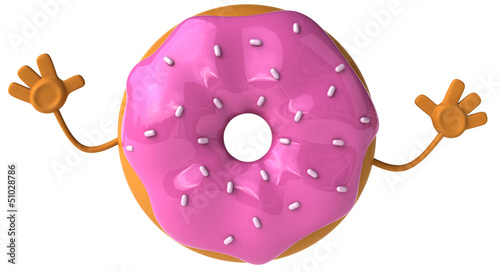 Fun donut
