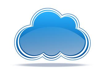 Cloud - Datenwolke