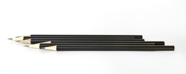 Black pencil.
