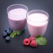 Joghurt, Beeren