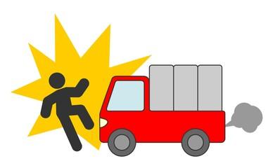 自動車 人 交通事故