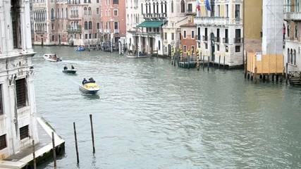 Venezia - Canal Grande da Ponte di Rialto