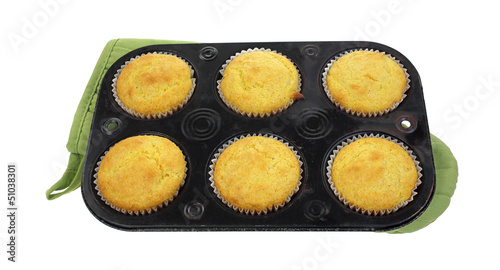 Corn Muffins Baking Tin on Mit