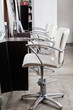 Chairs In Hair Salon