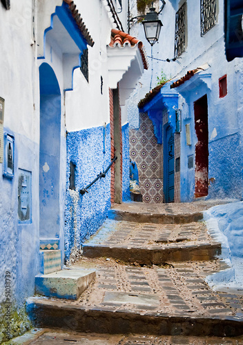 Architectural details and doorways of Morocco, Ñheñhaîuenå.