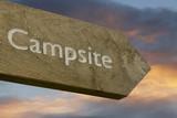 Campsite poster