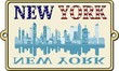 New York label