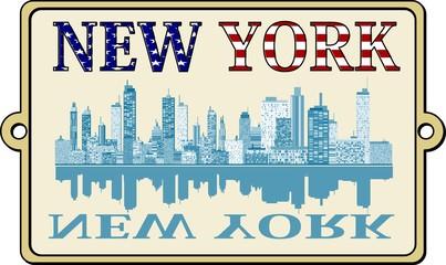 New York label