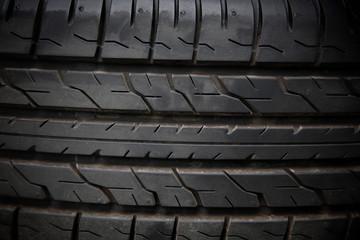 Grunge tyre texture