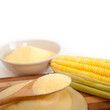 polenta corn mais flour cream