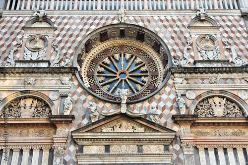 Basilica Santa Maria Maggiore in Bergamo, Lombardy, Italy