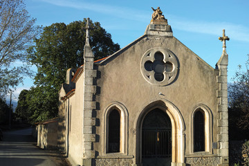 Chapel in the South of France