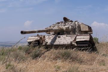 Golan-Panzer