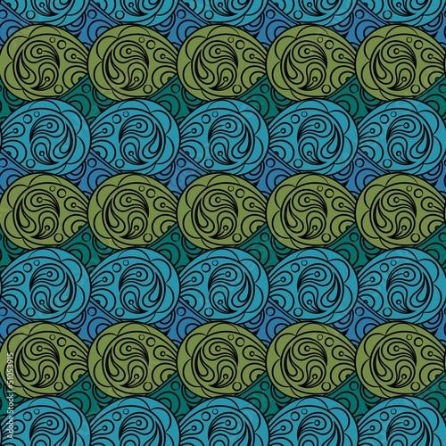Seamless abstrakcyjny wzór. tło z wieloma szczegółami