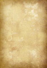 Large Old Vellum Parchment Paper