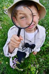 Explorer Boy