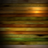 Abstract wood background.    EPS10
