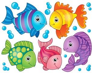 Fish theme image 4