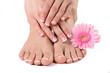 Fuß-und Handpflege