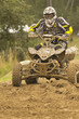 Quad motorbike race