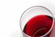Ein Glas Rotwein