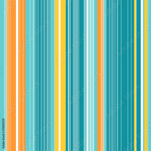 Seamless pattern with colorful stripes