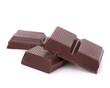 Chocolate bars stack