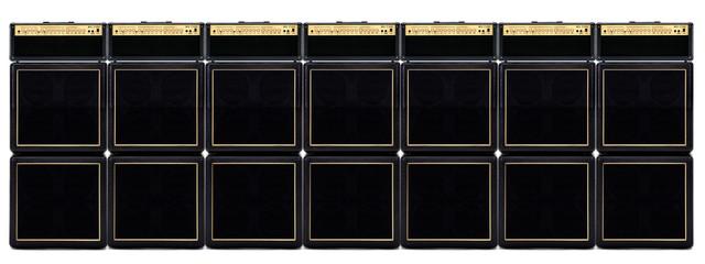 Wall of Sound / Gitarrenverstärker/ Full Stack © mekcar