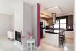 Vibrant cottage - kitchen