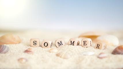 Strand Sommer