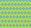 abstract diagonal square diamond shape tile backdrop