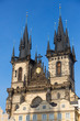 Our Lady Before Tyn Church in Prague