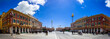 Leinwanddruck Bild - Nizza piazza massena