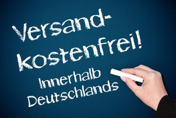 Versandkostenfrei innerhalb Deutschlands