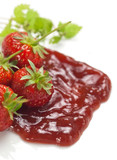 Strawberry jam - Marmellata di fragole