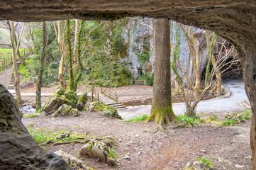 Zugarramurdi Caves in Navarra