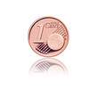 1 cent, Euro