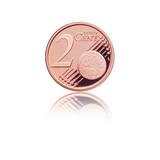 2 cent, Euro