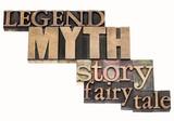 legend, myth, story, tale poster