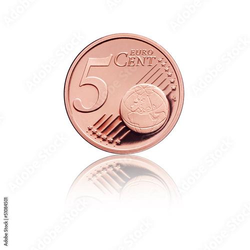 5 cent, Euro