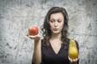 Von den Äpfel und den Birnen