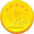 Golf Gold Medal