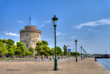 The white tower, Thessaloniki city, Greece - 51090521