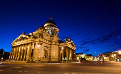 Catedral de San Isaac en Rusia