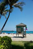 Florida - Lifeguard tower
