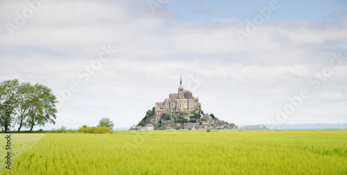 Mont saint Michel, Normandy, France