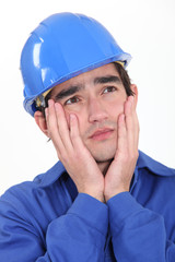 Stressed builder