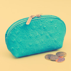 Retro Money Bag