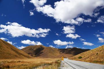New Zealand- Lindiss pass