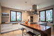 Travertine house- Kitchen